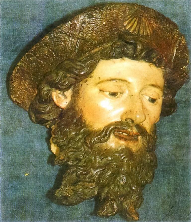 Cabeza de Santiago. Guiot de Beaugrant, E.A.E.K.M./M.A.E.H.V.