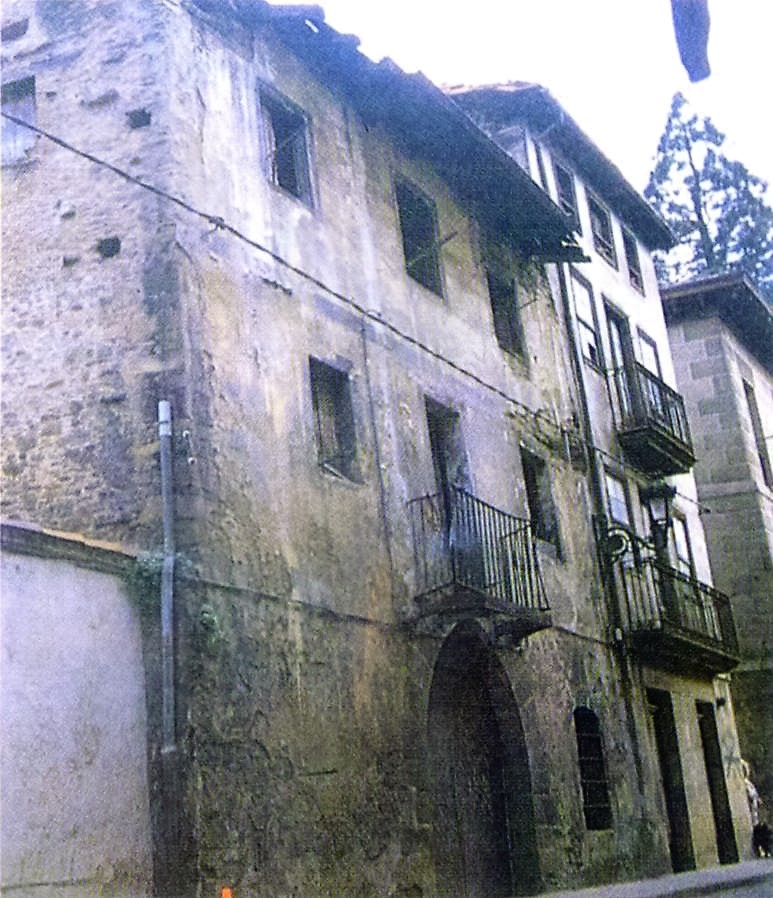 Antiguo Hospital, Balmaseda.